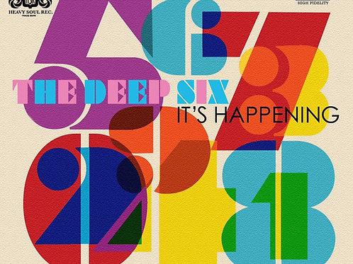 THE DEEP SIX It's Happening LP