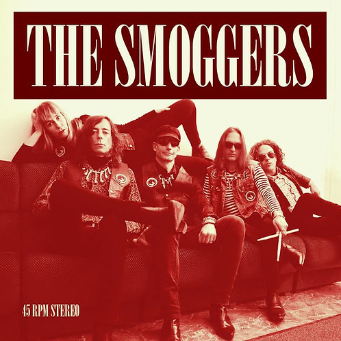 THE SMOGGERS Tonight 7""
