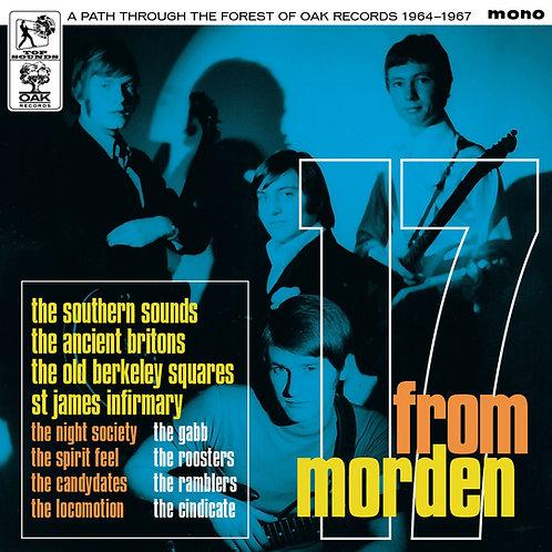 17 From Morden CD