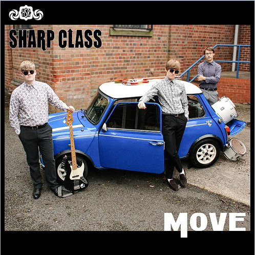 "SHARP CLASS  Move 7"""