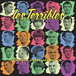 """LES TERRIBLES  """"Quelque chose comme ça"""" LP"""
