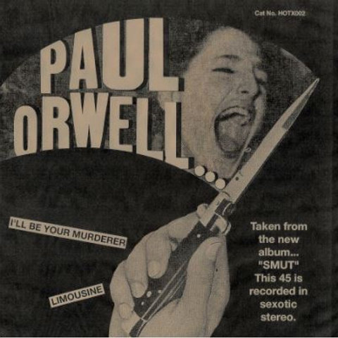 PAUL ORWELL I'll Be Your Murderer
