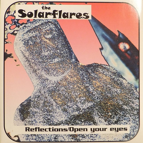 THE SOLARFLARES Reflections 7""