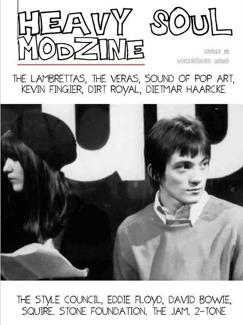 HEAVY SOUL MODZINE Issue 51