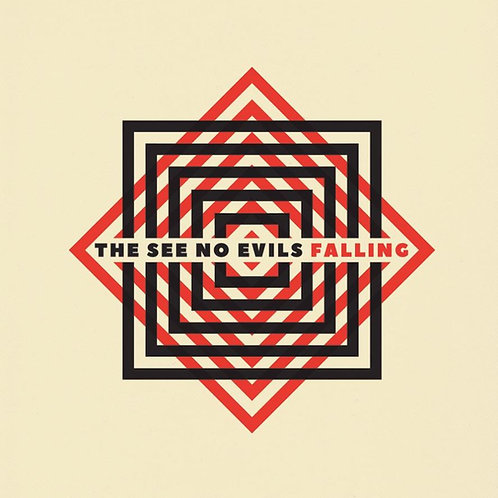 THE SEE NO EVILS Falling 7""