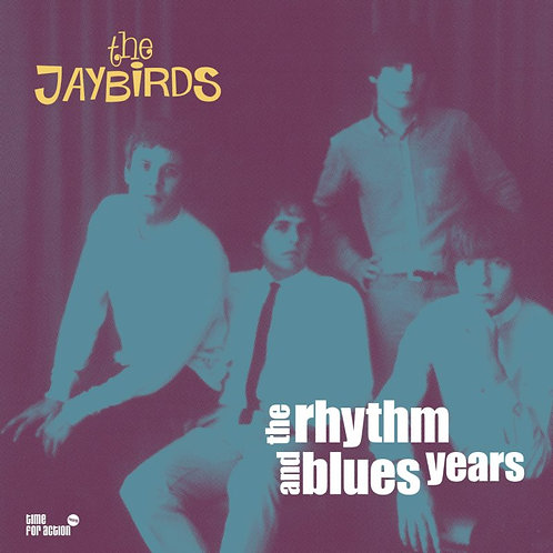 THE JAYBIRDS The Rhythm & Blues Years 2LP