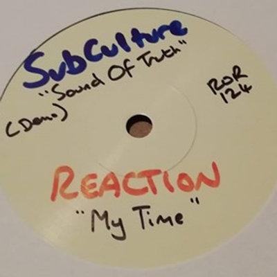 SubCulture / Reaction split 45