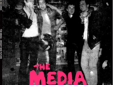 Unreleased 1979/80 New Wave / Mod LP THE MEDIA