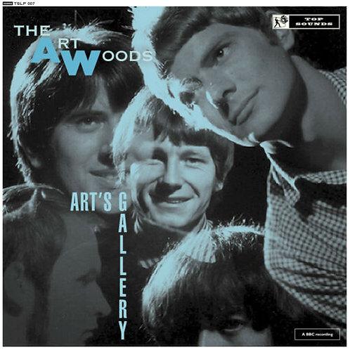 THE ARTWOODS Art's Gallery LP