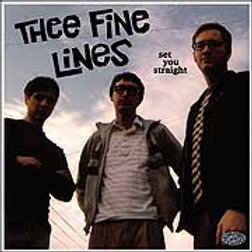 THEE FINE LINES Set You Straight LP
