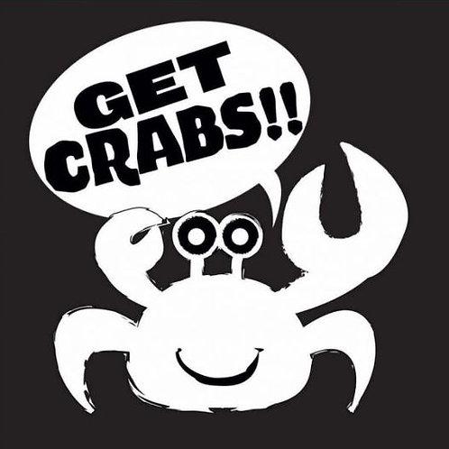 CRABS Get Crabs EP