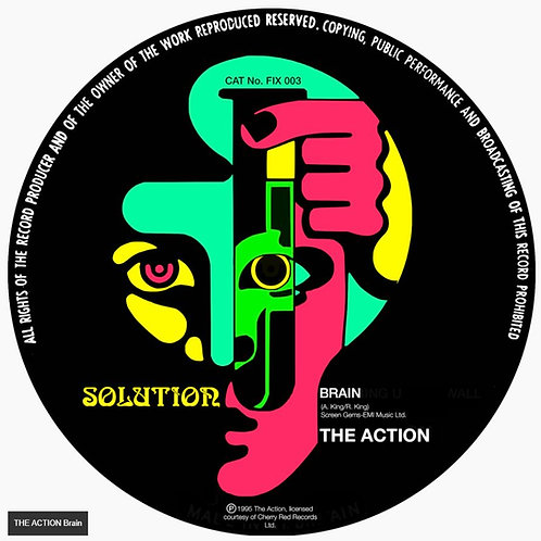 THE ACTION Brain