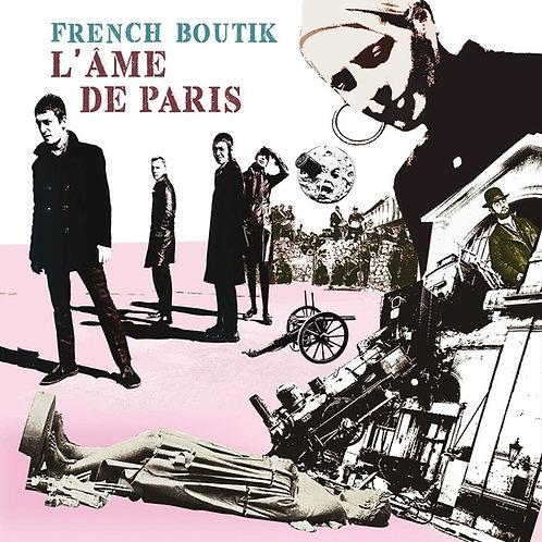 FRENCH BOUTIK L'Ame De Paris CD