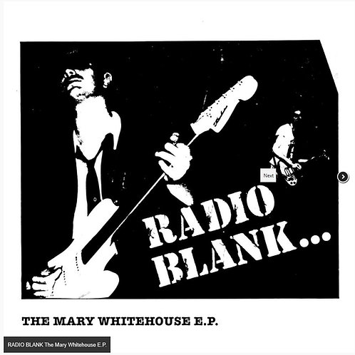 RADIO BLANK The Mary Whitehouse E.P.