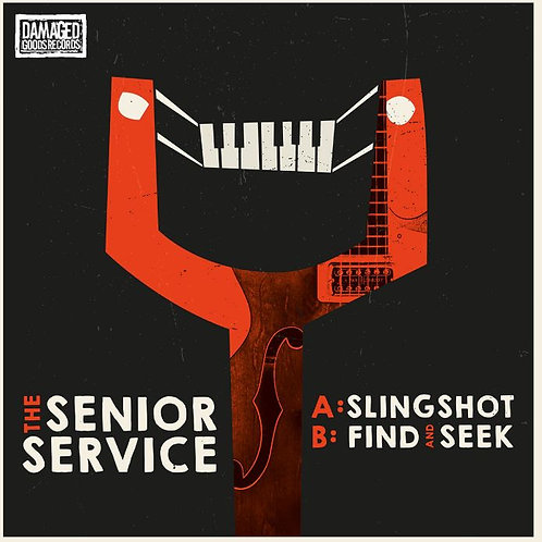 THE SENIOR SERVICE Slingshot