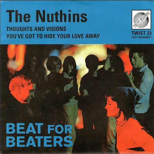 THE NUTHINS Thoughts And Visions 7""