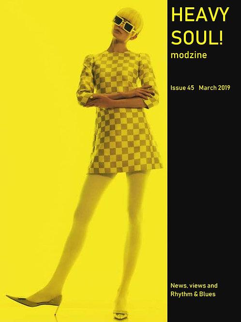 HEAVY SOUL! MODZINE Issue 45