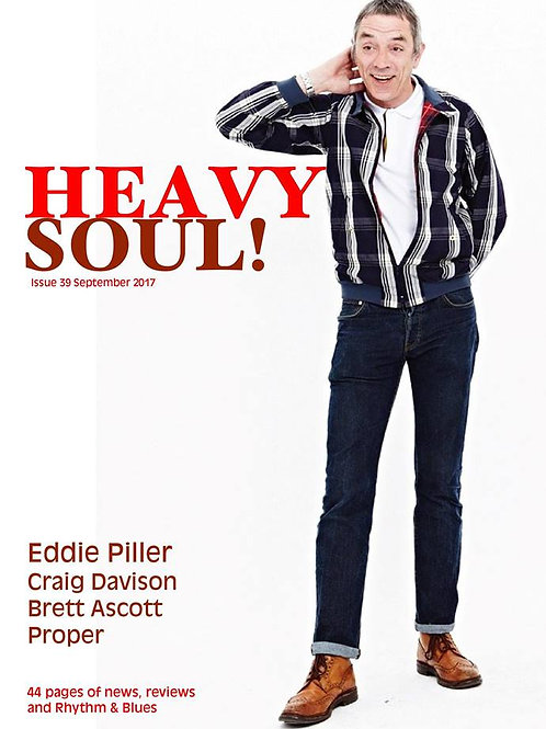 HEAVY SOUL! MODZINE Issue 39