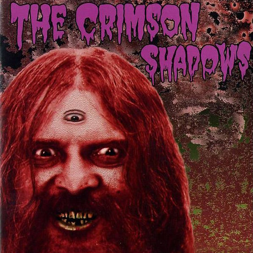 THE CRIMSON SHADOWS Nightmares 7""