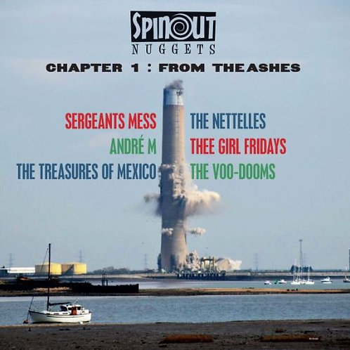 VA Spinout Nuggets Chapter 1 : From The Ashes LP