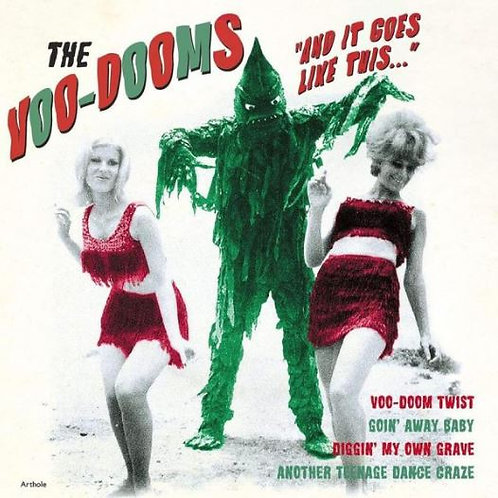 THE VOO-DOOMS And It Goes Like This… (Black Vinyl)