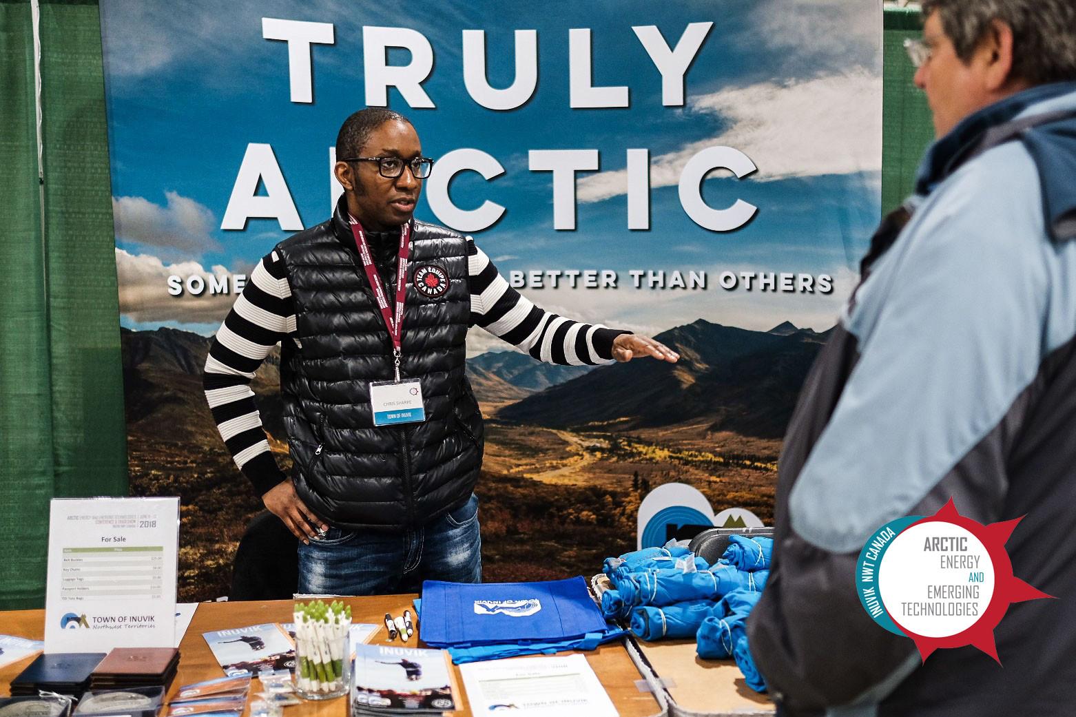 Truly Arctic Tradeshow