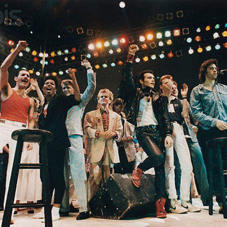 Dünyayı Durduran Live Aid