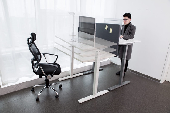 Why Your Office Needs Standing Desks
