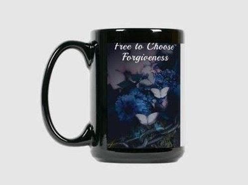 Free to Choose Forgiveness Mug