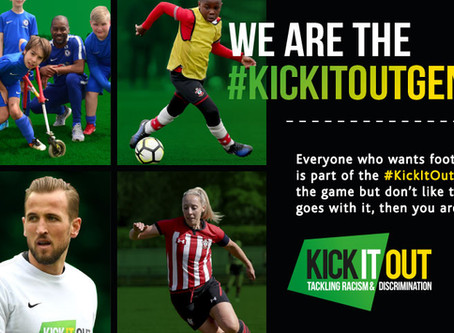 kick It Out Equality Chartered Club