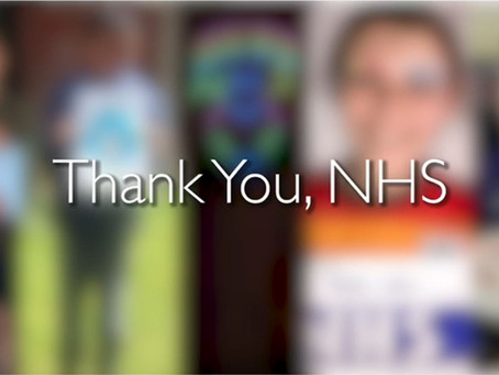 Anchorians FC Thanks the NHS & Key Workers