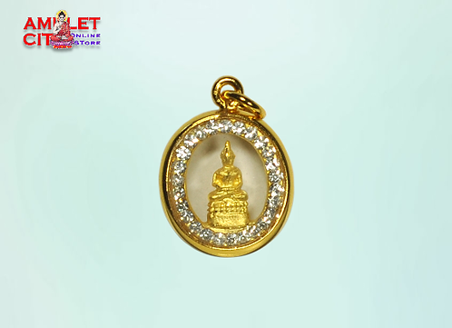 Phra Samathi Buddha (Thursday Buddha) @ Wat Intharaviharn