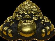 Phra Rahu Oom Chan Amulet