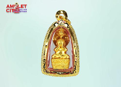 """Phra Pidta Nakkarah """"Gold"""" @ LP Kambu"""
