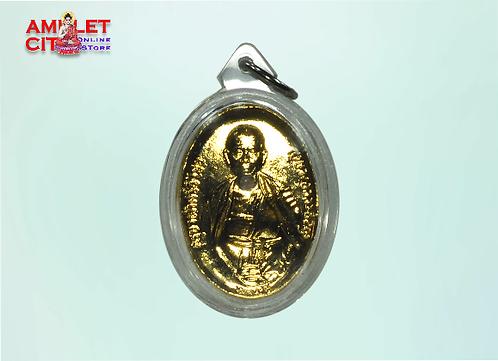 Kruba Sivichai Gold @ Wat Don Suthep