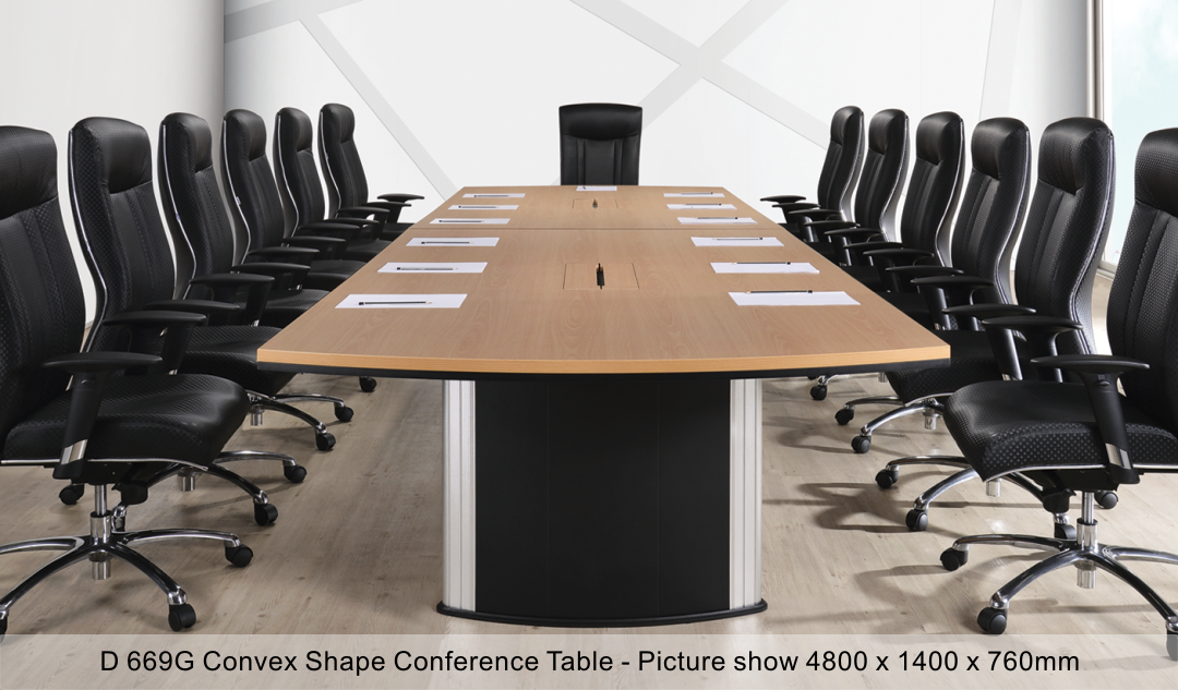 D 669G Conference Table