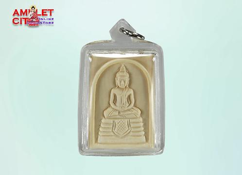 Buddha Ivory Hand Carving Pendant