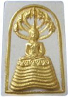 Phra Nak Prok Buddha Amulet