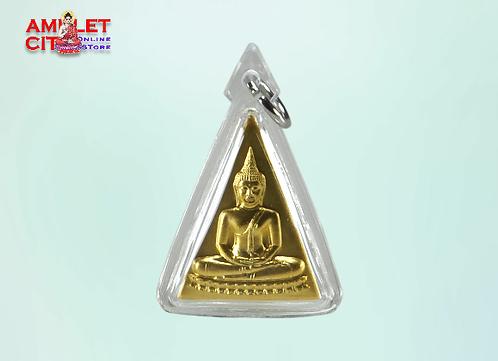 Phra Nang Phaya Niramit Choke (Gold) @ LP Jaran