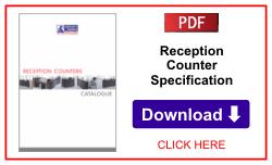 Reception Counter Spec. Downoad