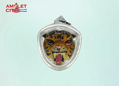Tiger Spirit Amulet @ LP Sam Ang