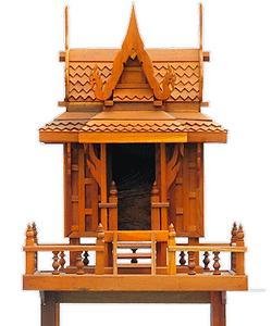17 Wooden Spirit House.png