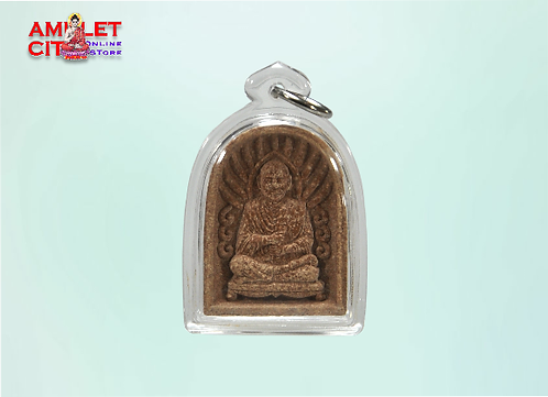 Archan Toh Meditation Poster @ Wat Intharaviharn