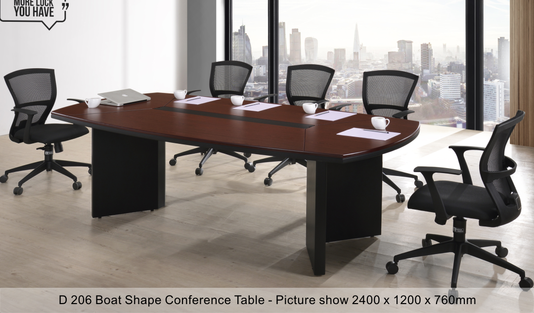 D206 Conference Table