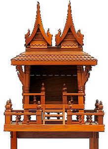 16 Wooden Spirit House.png