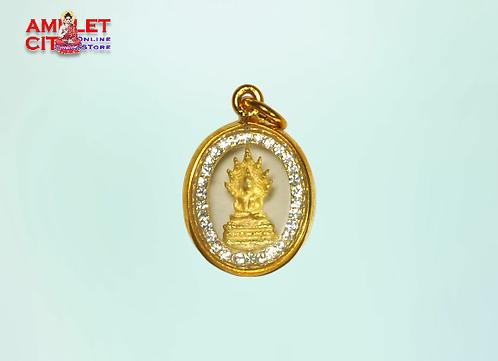 Phra Nak Prok Buddha (Saturday Buddha) @ Wat Intharaviharn