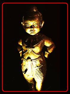 Kuman Thong Amulets
