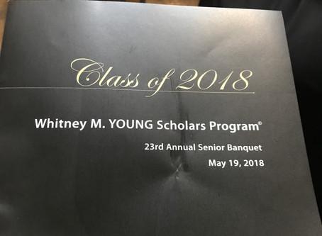 Creative Spirits CFO Dr Kilen K. Gray keynote speaker at 2018 Whitney Scholars Program