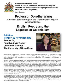 English Poetry and the Legacies of Colonialism