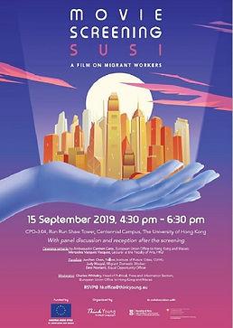SUSI Film Screening & Panel Discussion
